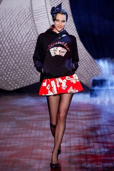 Olympia Le-Tan Fall 2014 Ready-to-Wear Fashion Show