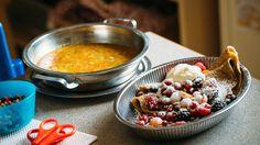 Swedish Thursday Pea Soup and Rye Spelt Pancakes Spelt Pancakes, Tasty Pancakes, Veggie Recipes, Soup Recipes, Great Recipes, Veggie Food, Sbs Food, Good Food, Yummy Food