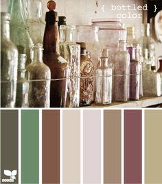 more bottled color design seeds hues tones shades  color palette, color inspiration cards #hues #tones #shades #colorpalette #colorinspiration #designseeds
