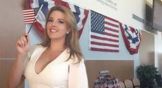Ex Miss Universe Alicia Machado is officially a U.S. citizen and for a good reason.