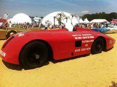 Goodwood Festival of Speed car