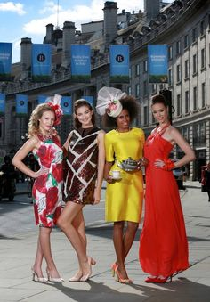 Celebrating the start of summer, models took to #RegentStreet styled to represent the 4 themes of this year's #SummerStreets, which are traffic-free events taking place on 4 consecutive Sundays in July. Free activities and pop-up entertainment, music and lots more will provide opportunities for all ages to enjoy Regent Street. Join Heart 106.2 at all the Summer Street dates with fun for all the family.
