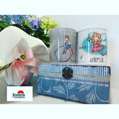 Tasses xulíssimes amb dissenys @amelie_by_rous ❤️😍 🍉🍉🍉 #xindriacat #fetaqui #fetaquí #fetagirona #fetama #encatala #encatalà #ameliebyrous #mugs