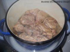 Toba de pui si porc in pet(sticla) - Bunătăți din bucătăria Gicuței