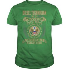 Diesel Technician - Job Title