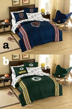 Who is going to win the game this weekend? The #Chicago #Bears or Green Bay #Packers...You make the call!