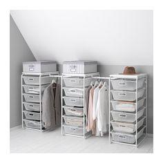 ALGOT Structure/corbeilles filet/barre IKEA