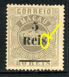 Tipo Coroa com sobretaxa 5 s/ 80r (*) Denteado 13 1/2 Erro