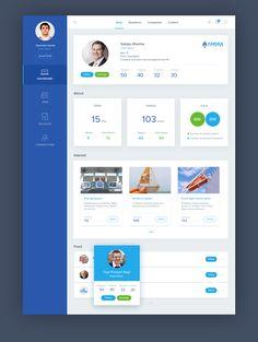 MySeaTime Website Design on Behance Dashboard Interface, Web Dashboard, Dashboard Design, User Interface Design, Graphisches Design, Design Logo, Web Ui Design, Design Poster, Web Design Company