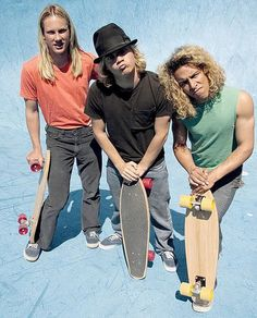 Lords of Dog Town - Stacey Powell, Jay Adams and Tony Alva