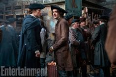 Here are some NEW Stills from Outlander Season 3  More after the jump!