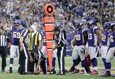 Why the NFL still uses an outdated technology to measure distance during games