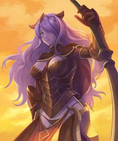Fire Emblem if - Camilla|| I really do want to cosplay her one day, but I'm gonna have to modify her costume a tad...