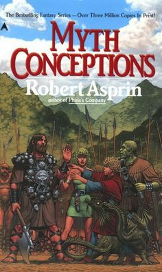 Myth Adventures Series - Myth Conception - Robert Asprin & Walter Velez