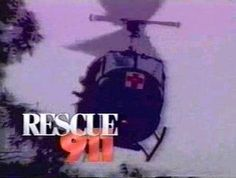 Rescue 911...never missed an episode.  I watched the show.  My family watched me cry through each story.