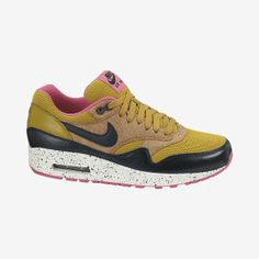 Womens Nike Air Max 1 EM Solar Red