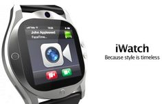 The iWatch....