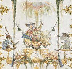 La Grande Singerie du Château de Chantilly Le Magazine de Proantic