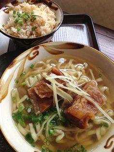 Okinawa Soba ♥♥♥ 沖縄そば みよ家