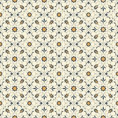 Vanilla Persian Ceiling Wallpaper | Bradbury Eastern Style Wallpapers