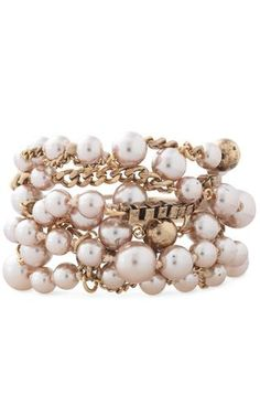 Lucia Bracelet Stella & Dot!! Also a great option for brides!!
