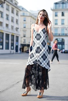 Paris Couture Fashion Week Fall 2015: Best Street Style