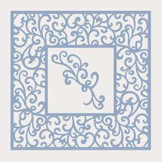 I ~Love~ Couture Creations Elegant Dies.  Prior Pin: Couture Creations: CHA 2015 Sneak Peeks | Elegant Card Cuts
