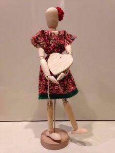Boneca BaCana de vestido!