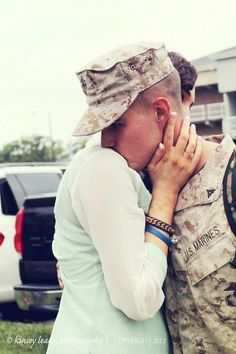 i love these pictures, but i hate them at the same time. way too much for words. goodbyes are the hardest things to have to go through.