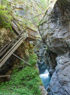 Gorner Gorge Zermatt