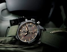 IWC 2012 Pilot's Watch Chronograph Top Gun Miramar. Ref. 3880. 46 MM.