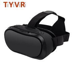 VR Box 3d Virtual Reality Glasses for PS 4 Xbox 360/One 2560*1440 P 3D Game HDMI Input All In One Headset VR 5.5 inch Display Advantage of VM02 3D gaming experience HDMI connection to the computer,…