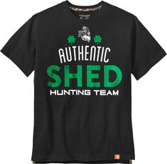 huge discount f809a f81b3 What do you get when you combine the luck o  the Irish, a dash of Kelly  green, and the power of Legendary®  Honorary membership in the Authentic  Shed ...