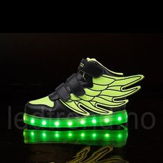 De 20+ beste bildene for LED sko til barn Dragonfly