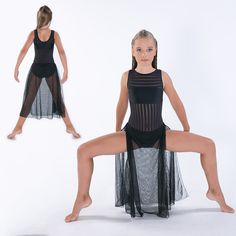 Ballet, Contemporary & Lyrical Dance Costumes : Picture this