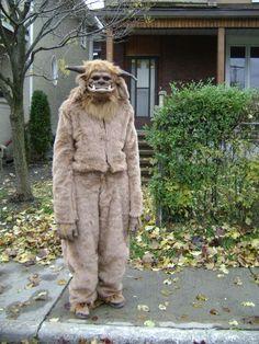 Ludo Halloween Costume