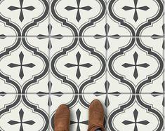 Bristol Kitchen Bathroom Backsplash Tile Wall Stair Floor | Etsy Tile Decals, Wall Tiles, Backsplash Tile, Peel And Stick Tile, Stick On Tiles, Behr, Wall Waterproofing, Tile Stickers Kitchen, Flooring For Stairs