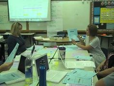 Belmont Elementary School: Fourth Grade PLC: Very focused PLC team making great use of agenda and really talking about an assessment and searching for how and why students made mistakes. Professional Learning Communities, Professional Development For Teachers, Instructional Coaching, Instructional Strategies, Group Dynamics, School Leadership, Teaching Tips, School School, School Stuff
