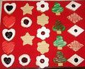 vánoční cukrový recipes (Christmas Cookies)