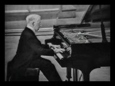 Artur Rubinstein, Chopin, Four Etudes.