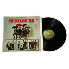 "The Beatles ""Beatles '65"" St 2228 Vinyl LP Reissue | eBay"