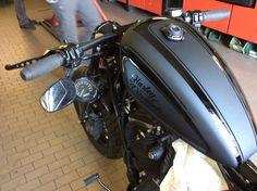 Harley Bobber Forty Eight Sportster