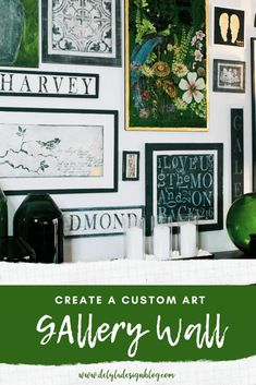 Do you have a large boring wall that you want to turn into a focal point? You can DIY a unique and one of a kind art gallery wall that reflects your home decor and family memories using IOD or Iron Orchid Designs Stamps, Moulds and Transfer I created 22 pieces of handmade art for our home and you can too. Complete video series demonstrating each piece are included. #IOD #DIY #Gallerywall #DIYGALLERYWALL #ARTGALLERYWALL #ART #ironorchiddesigns #DIYART