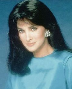 Connie Selleca best known for her role on Hotel with James Brolin. Married to John Tesh