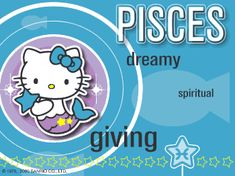 pisces personality--really relates to me!