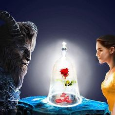 Beauty and the Beast 🌹❤🥀 ( Beauty And The Beast Crafts, Disney Beauty And The Beast, Princess Belle, Disney Princess, Prince Adam, Cogsworth, Disney Belle, Dan Stevens
