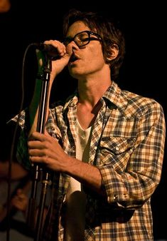 Nate Ruess  I miss the glasses, but he is still none the less...Nate Ruess; beautiful in every single way, words can't bring him/me down. You are beautiful, in every single way.