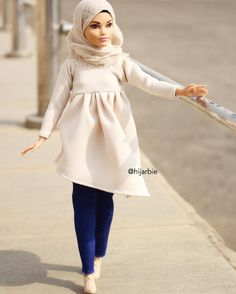 Hijab Barbie 4