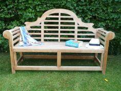 Top Quality Humber Teak 1 67 Metre Clic Lutyens Bench Patio Garden Furniture Ebay
