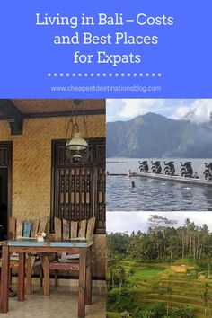 "Bali offers a rare blend of great cultural and dining options, tropical scenery, friendly locals, interesting expats, and cheap prices that is hard to match. The attractive cost of living in Bali comes with an extra something that many call the ""Bali magic."" #asiatravel #movingabroad #livingabroad #expats #balitravel #traveltips"